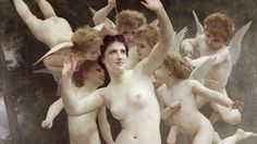 A bittersweet visual poem about the elusive nature of beauty and youth, the short film BEAUTY by Italian animator Rino Stefano Tagliafierro brings masterpieces of Western painting to life using digital animation. Baroque Painting, William Adolphe Bouguereau, Old Paintings, Classic Paintings, Digital Paintings, Painting Wallpaper, Art Memes, Old Master, French Art