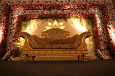 Backdrop and Stage Decor