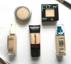 Drugstore Gems | Updated Favorite Drugstore Powders and Foundations  http://ift.tt/1SZjOR8
