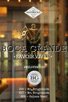 ¡Esta es la programación de #BocaGrande para este fin de semana! #WeLoveMusic #Barcelona #DJ #WhereAmazingHappens