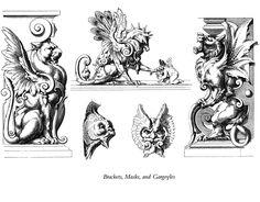 Fantastic Ornament: 110 Designs and Motifs - Dover Publications