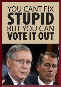 2014, a time to send republicans a message.