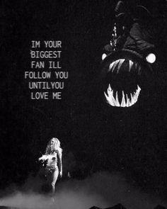LOVE THE MONSTER!... the fame monster!