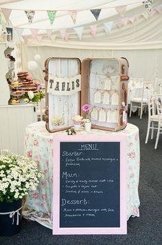 My English rose: country garden charm - Summer weddings - YouAndYourWedding
