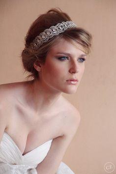 make e penteado para inspirar as noivas!