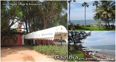 Gambia per pedes wyprawa do Gambii Zachodniej. This is Africa!  Uśmiech Afryki. : Ngala Lodge Hotel w Fajara / Ngala Lodge Hotel in ...