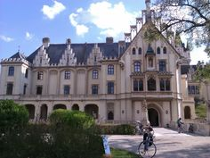 Grafenegg castle in Austria/ near Krems/