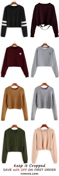 on Fall & Winter Crop Tops Collection from Fall & Winter Crop Tops Collection from Komplette Outfits, Winter Outfits, Casual Outfits, Fashion Outfits, Fashion Mode, Teen Fashion, Womens Fashion, Fashion Trends, Winter Fashion