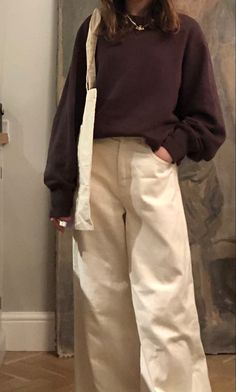 Indie Outfits, Retro Outfits, Cute Casual Outfits, Vintage Outfits, Fashion Outfits, Vintage Inspired Outfits, Black Outfits, Cozy Fashion, Grunge Outfits