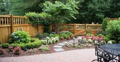 Landscaping ~ Backyard Landscape. Landscape by McDonald Garden Center
