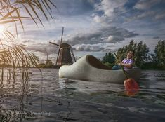 Hyperrealistic Composites and Digital Manipulations by Adrian Sommeling #inspiration #photography