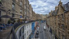 Edinburgh - Victoria Street & Victoria Terrace
