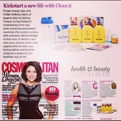 Clean 9 - 9 day cleanse program, which has been expertly devised to kick start a happier, healthier you. Look good, feel good! 9 Day Cleanse, Cleanse Your Body, Clean9, Forever Living Aloe Vera, Forever Living Business, Clean Program, Forever Living Products, Keeping Healthy, Healthier You