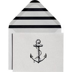 Nautical Note Cards.