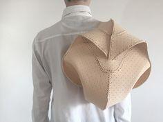 Bag. Leather. Seam. Architecture. Design. Ideas. Object 2
