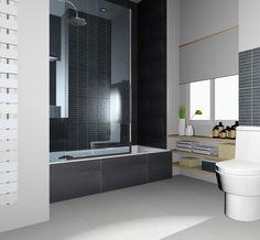 Plus de 1000 id es propos de salle de bain inma studio sur pinterest merl - Leroy merlin salle de bain 3d ...