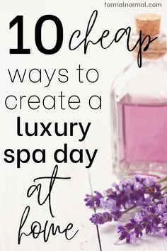 Oooo, spa day at home! She had amazing ideas for how to create the ultimate luxury spa day at home (for cheap!) and using stuff you already have! Definitely going to pamper myself with an indulgent self-care experience. #SpaDay #SpaDayAtHome #SelfCareIdeas #AtHomeSpa #DIYSpa #FormalNormal Homemade Skin Care, Diy Skin Care, Organic Skin Care, Natural Skin Care, Diy Beauty Face Mask, Home Beauty Tips, Beauty Hacks, Diy Beauty Treatments, Hacks Every Girl Should Know