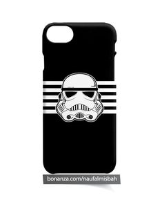 Stormtrooper Star Wars iPhone 5 5s 5c 6 6s 7 8 + Plus X Case Cover