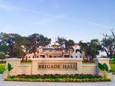 Amenity Center - Brigade Hall - Oyster Point - Daniel Island SC