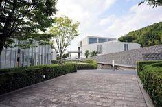 Himeji City Museum of Literature / Tadao ANDO