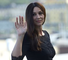 Monica Bellucci about life, about women and cinema 19