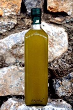 Doğal, erken hasat soğuk sıkma zeytinyağı bitatbak.com'da