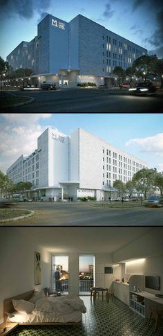 Maputo Suites Hotel by Jacinto Monteiro