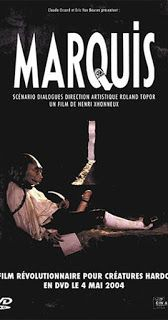 Rex Hurst Speaks : Marquis- A Puppet Film on the Marquis de Sade Exploitation, Exploitation Film Cult Film, Cult Films, Cult Movies, Cult Movie, Horror