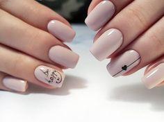 # manicure # style # girls # gellak # nails # nails # design # ideas # pedicure # master # beauty # design nails # beautiful nails # beautiful manicure # like # fashion # ideal manicure # shellac # # … Love Nails, Pretty Nails, My Nails, Spring Nail Trends, Spring Nails, Nail Manicure, Nail Polish, Manicure At Home, Nailart