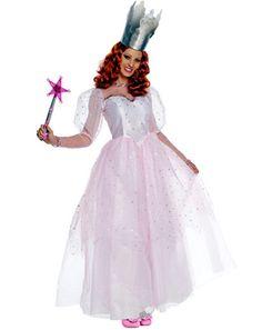 Glinda Adult Costume | Womens TV and Movie Halloween Costumes