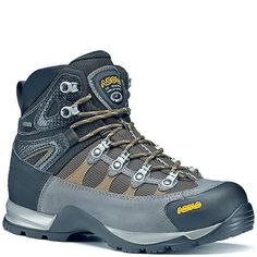 new concept 826be 6493f Asolo Stynger Gore-Tex Boot - Women s Cendre Dark Brown, Asolo has a great  collection of light walking to hiking, from backpacking boots.