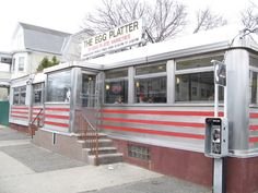 Another Silk City Diner located in Paterson, NJ.