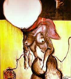 Original Pop Culture/Celebrity Painting by Leni Smoragdova Oil On Canvas, Canvas Art, Original Art, Original Paintings, London Art, Abstract Expressionism Art, Art Day, Online Art, Insta Art