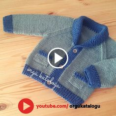 Let's learn together your own fashion accessories, basic and other creative points, techniques and tips to learn or develop the art of crochet and kni. Baby Vest, Baby Knitting Patterns, Diy And Crafts, Fashion Accessories, Crochet, Model, How To Wear, Knit Vest, Knitting Sweaters