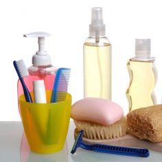 Cut Clutter in the Bathroom: Easy as A-B-C! | Organized Home