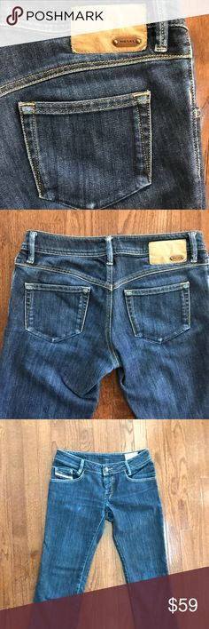 Diesel NewZ Jeans / Size 28 Diesel NewZ Jeans / Size 28 in EUC / Awesome pair of jeans! Diesel Jeans Boot Cut