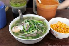 Our Top Five Hanoi foods and where to find them!