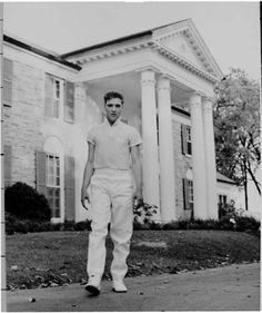 Visit Graceland, the home of Elvis Presley. When he was just 22, Elvis bought his home in Memphis, TN. Goal accomplished June 2011... at the age of 22.