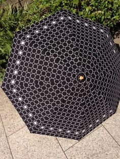 parasol with embroidery #embroidery