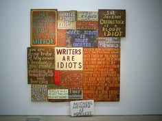 manifestos- Bob and Roberta smith Protest Art, Political Art, Painting Workshop, Gcse Art, Photorealism, Human Condition, Natural Forms, Heart Art, Art Education