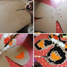 DYI Butterfly Wings. Great idea for my girly girl moms