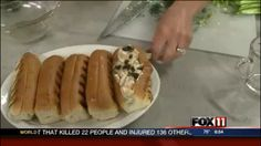 Need a new idea for shrimp? Sharon Peterson of Door County stopped by the studio to share a new summertime recipe.
