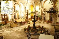 """Visita Jiquilpan, Pueblo Mágico de Michoacán, mejor conocido como """"la ciudad de las jacarandás"""" fue un centro cultural, agrícola y comercial durante la época prehispánica; habitado por Nahuatlacos y posteriormente por Purépechas. Dentro de sus personajes ilustres cuenta con ser cuna de Lázaro Cárdenas y Anastasio Bustamante personajes importantes de la historia de México. A sólo 2 hrs de Morelia, te invita el Hotel Alameda. http://www.hotel-alameda.com.mx/"""