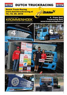 World Truck Racing Promotion - online magazine ( Social Networks, Social Media Marketing, Digital Marketing, Used Equipment, Sale Promotion, Circuit, Dutch, Van, Racing