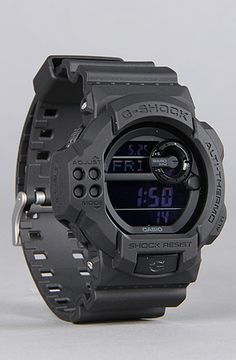 G-SHOCK The Limited Edition GDF 100 Blackout Pack Watch. Use rep code LACEIT to get 20% off at #karmaloop