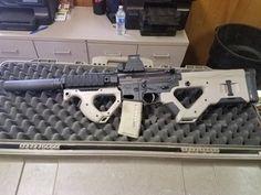 Saturdays are for spacegats : guns