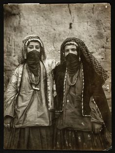 Kurdish Jews, early 20th century.