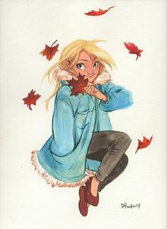 Blaire Autumn