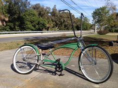 Lowrider Bicycle Rubber /& Ring 4 Springer Fork Beach Cruiser Chopper Bike Trike