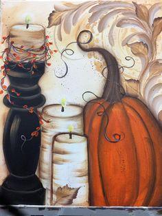 Pumpkin Canvas Painting, Halloween Canvas Paintings, Fall Canvas Painting, Canvas Painting Tutorials, Halloween Painting, Autumn Painting, Autumn Art, Fall Paintings, Painting Pumpkins